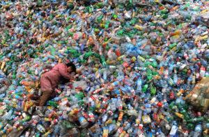 Пластиковые отходы: влияние на окружающую среду