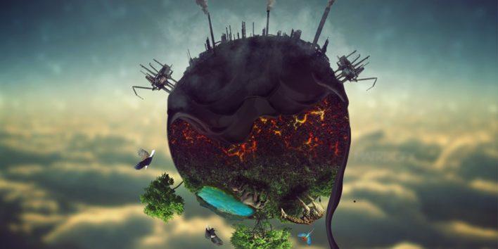 Виды загрязнения и причины их появления. Часть
