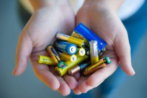 Переработка батареек и аккумуляторов