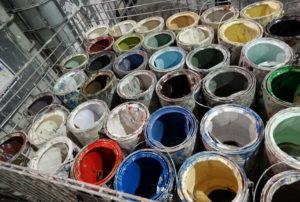 Утилизация краски: важность, процесс, преимущества
