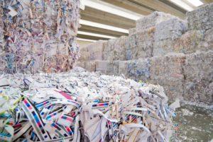 Переработка бумаги и картона – преимущества