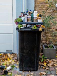 Утилизация отходов во время пандемии