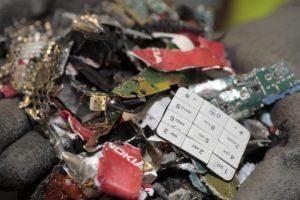 Утилизация и переработка мобильных телефонов